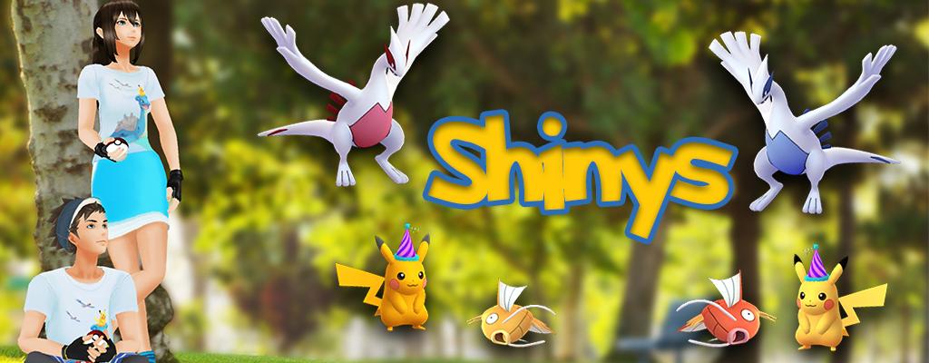 Pokémon GO: Shiny-Liste 2020 – Alle Shinys und ihre Chancen