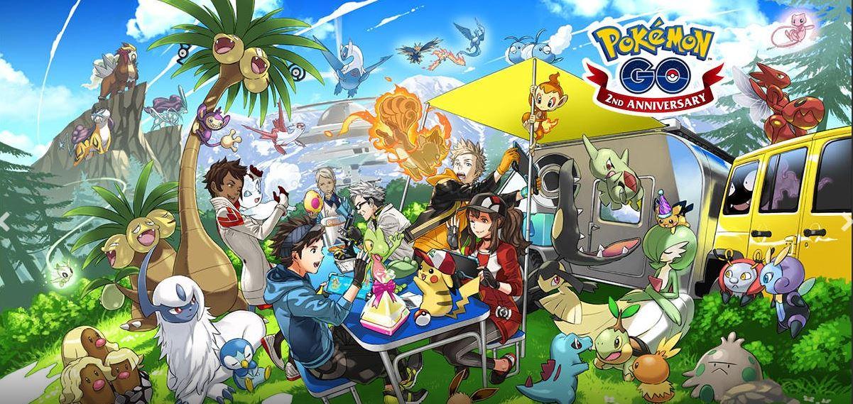 Niantic zeigt offiziell 4. Generation in Pokémon GO: Kommt sie zum GO-Fest?