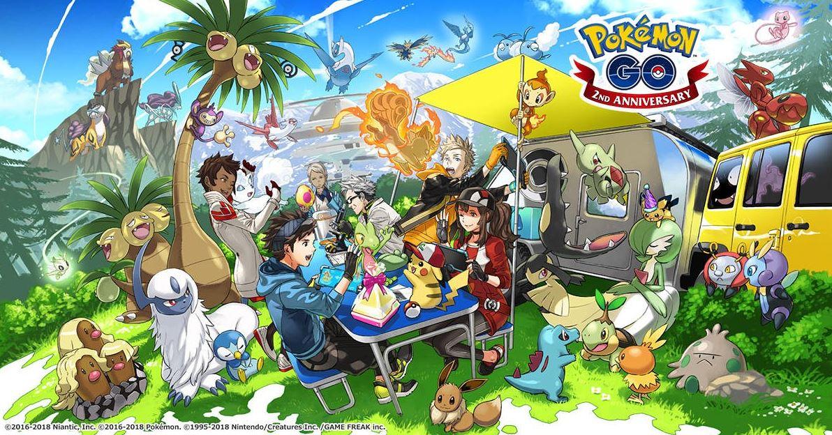Pokémon GO: Trainer sind heiß auf Generation 4, Niantic lässt warten