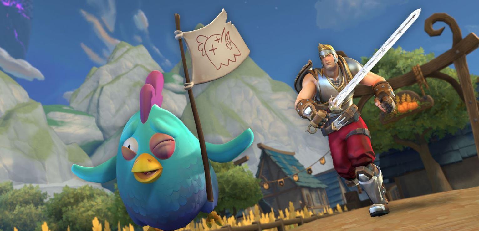 Realm Royale: Free2Play-Hit startet nächste Woche auf PS4 und Xbox