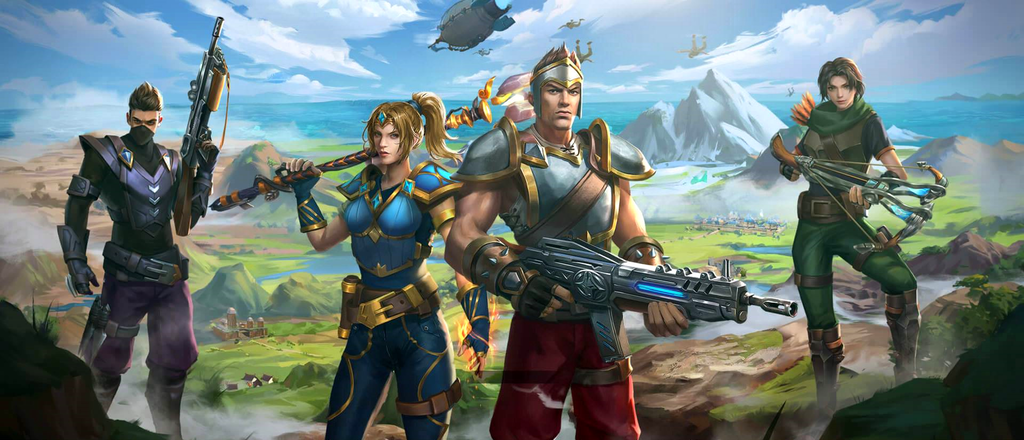 Kommt Realm Royale zur PS4, Xbox One, Switch, iOS und Android?