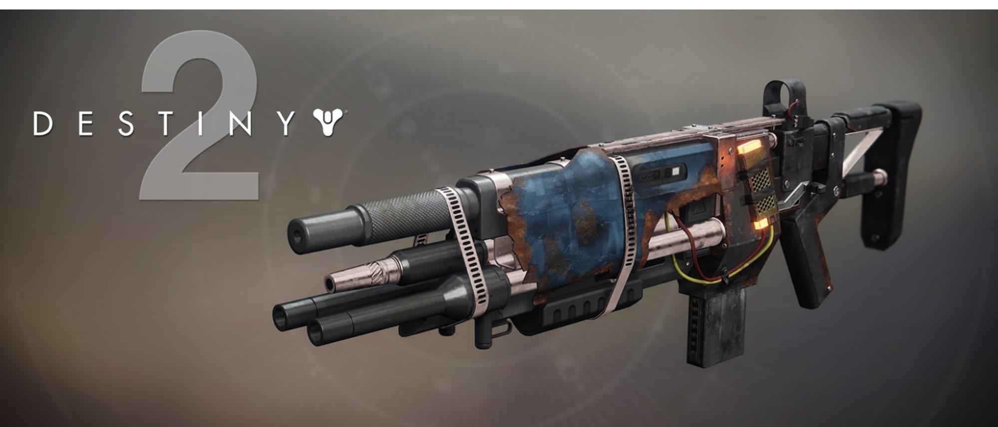 Destiny 2: Erwartet uns mit Forsaken das beste Automatikgewehr aller Zeiten?