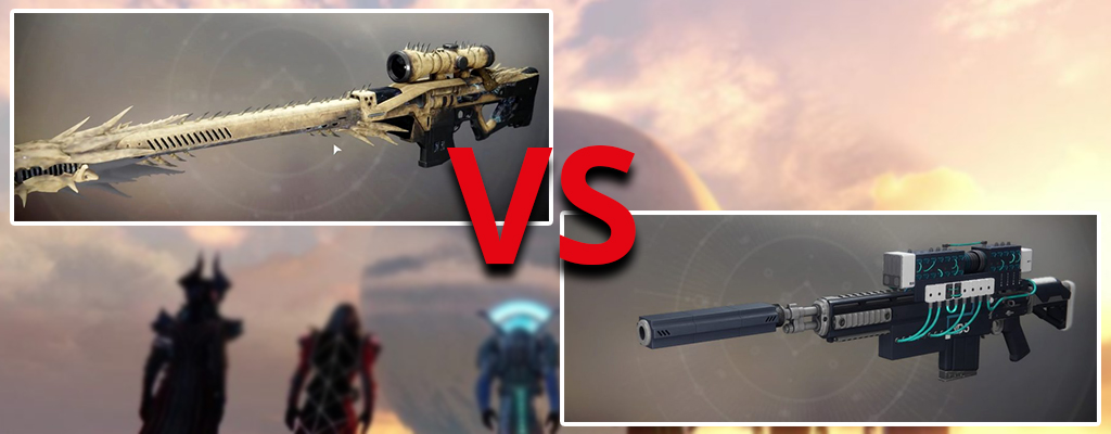 Destiny 2: D.A.R.C.I. vs Wispern des Wurms – Welche ist die bessere Sniper?