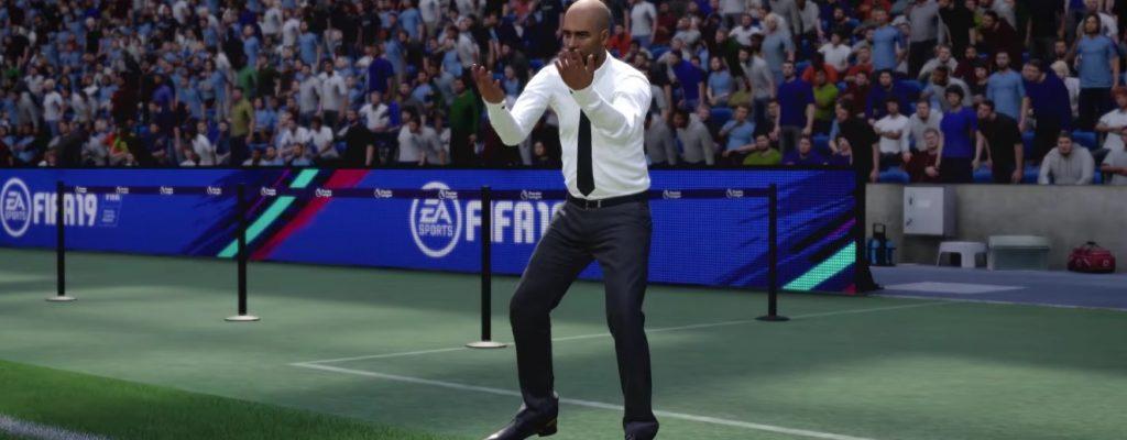 In FIFA 19 soll es keine beste Formation geben – Ende der engen Raute?