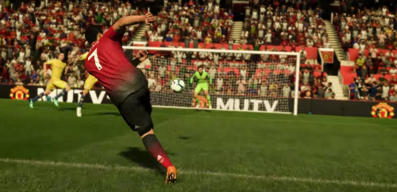 FIFA 19: Gameplay-Leak zeigt 10 Minuten lang die Europa League