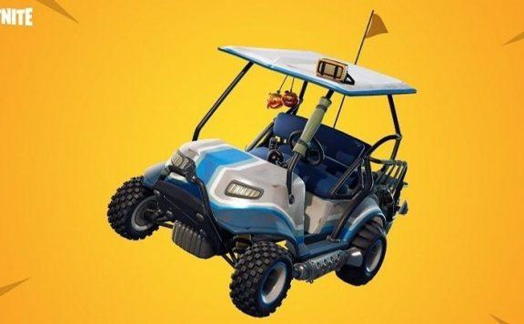 fortnite-golfkart