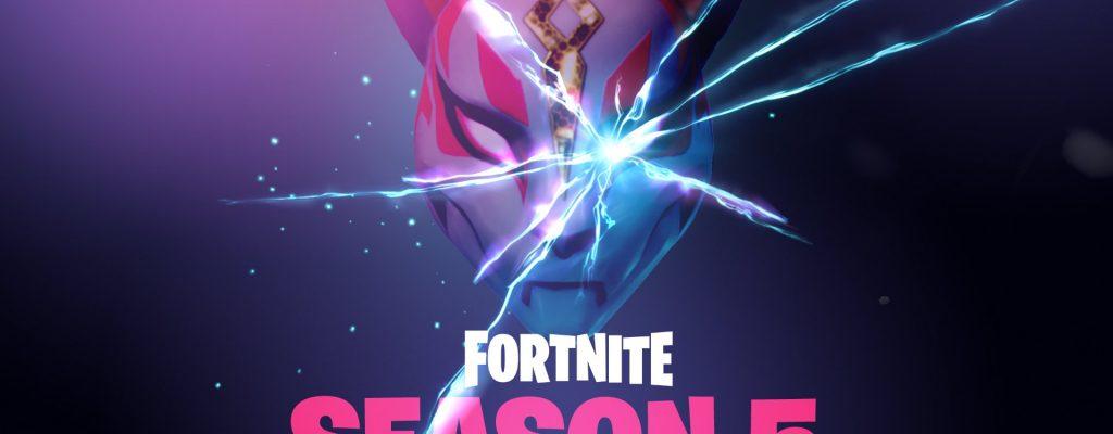 Darum lohnt es sich, in Season 5 mit Fortnite (wieder) anzufangen!