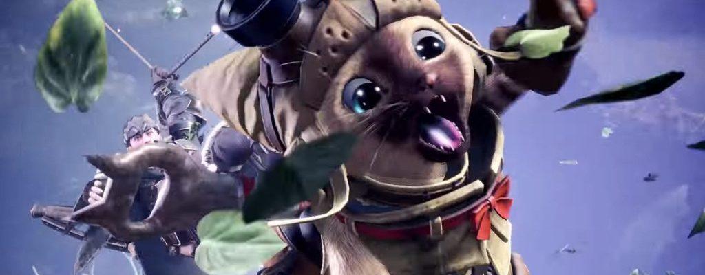 In Monster Hunter World: Iceborne können Palicos tanzen, ist verdammt süß