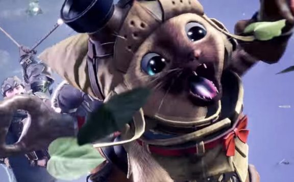 monster hunter world palico header