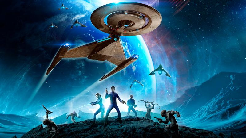 Star Trek Online macht auf cool mit neuer Netflix-Serie, verärgert Klingonen
