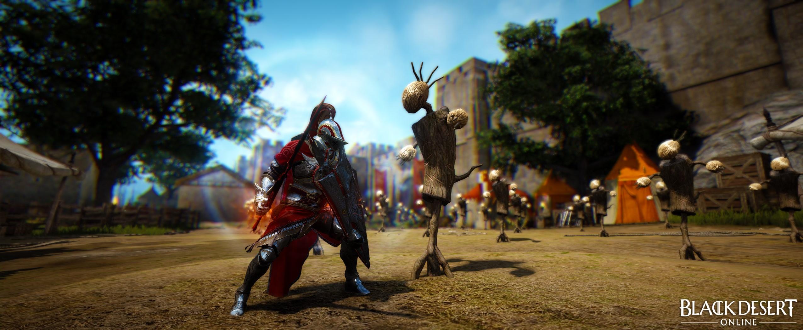 Spieler können im MMORPG Black Desert nun offiziell AFK-Leveln