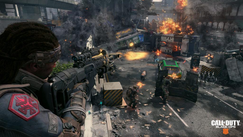 Schneller Leveln im Call of Duty: Black Ops 4 Multiplayer – So geht's
