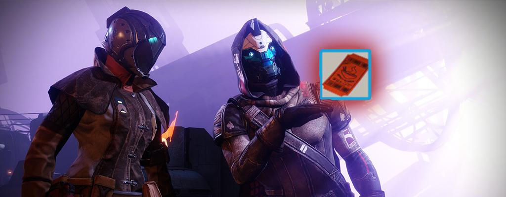 Destiny 2: Nudel-Coupon könnte Geheim-Quest zu Ehren von Cayde-6 sein