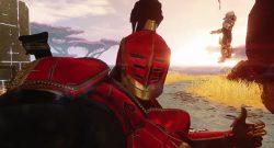 Destiny 2 selfie emote