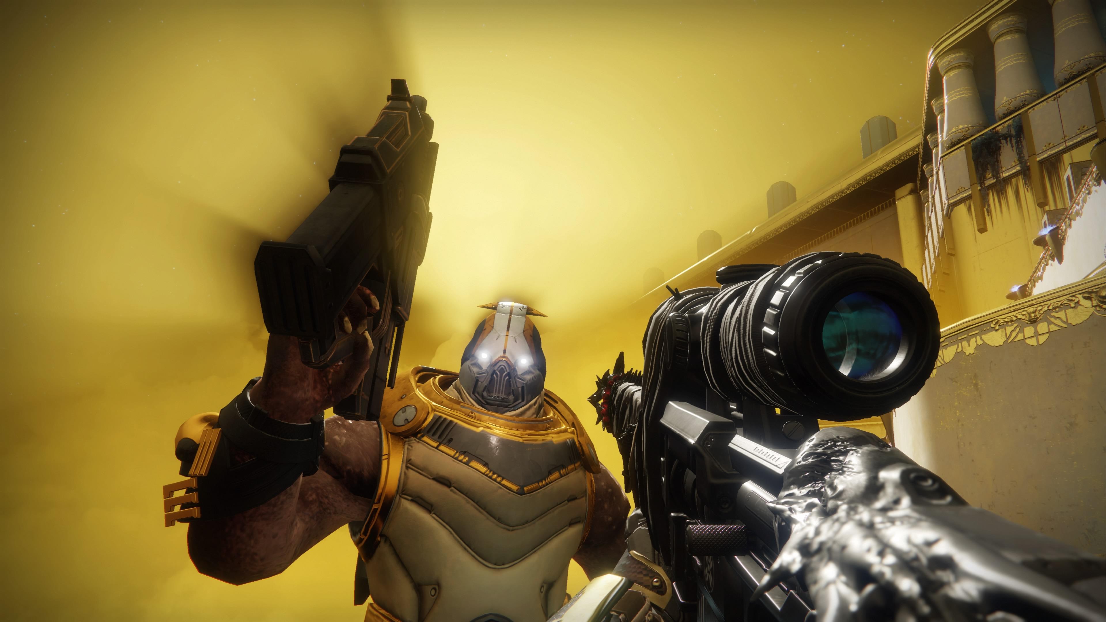 Forsaken nerft einen der mächtigsten Waffen-Perks von Destiny 2