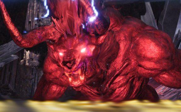 monster hunter world extreme behemoth