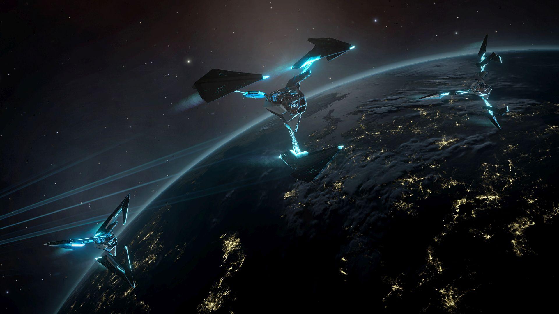 Elite: Dangerous bekommt mit Beyond 3 nun Jäger im Star-Wars-Look
