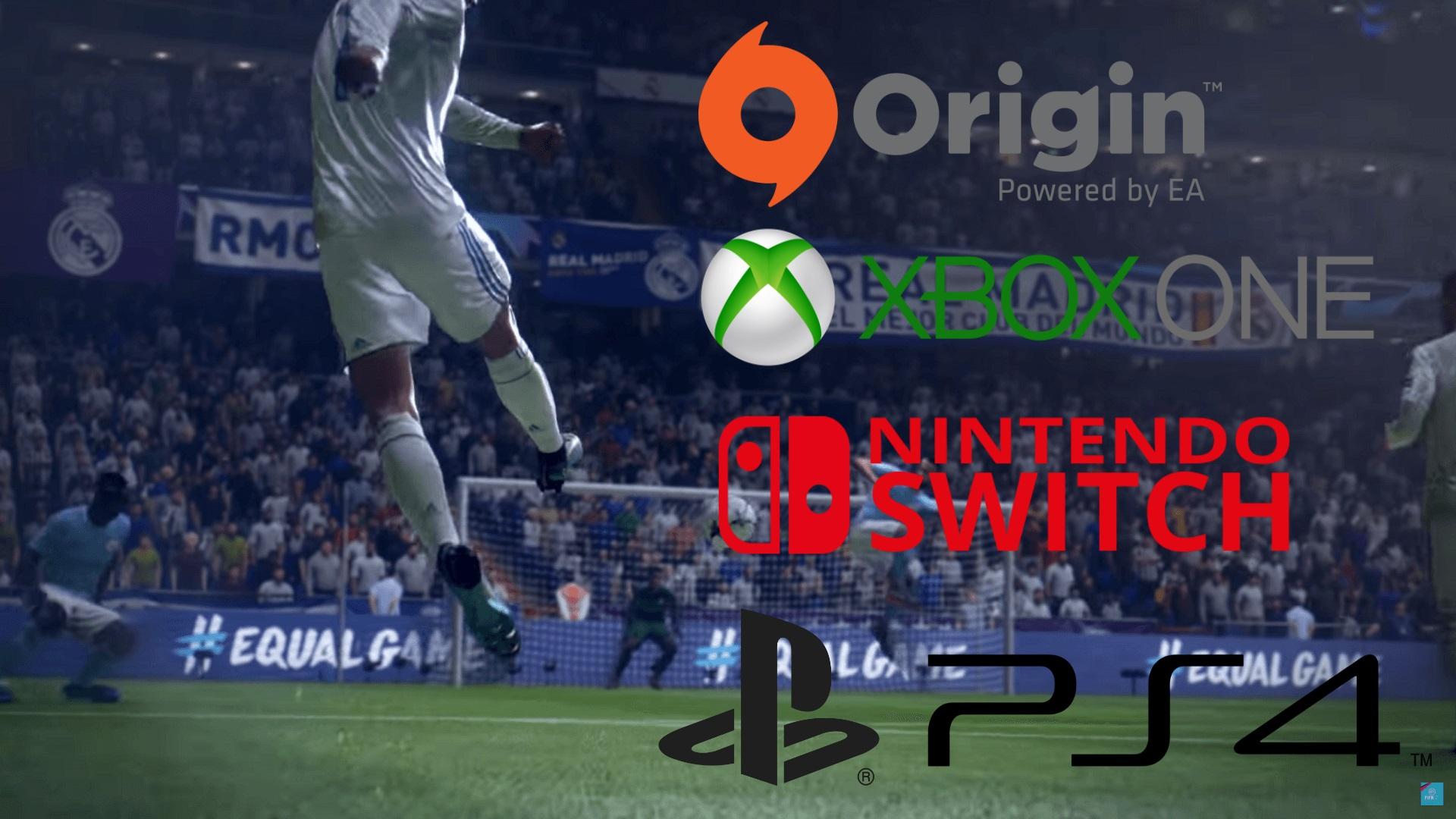 Wo spielt sich FIFA 19 am besten, auf PC, Switch, Xbox oder PS4?