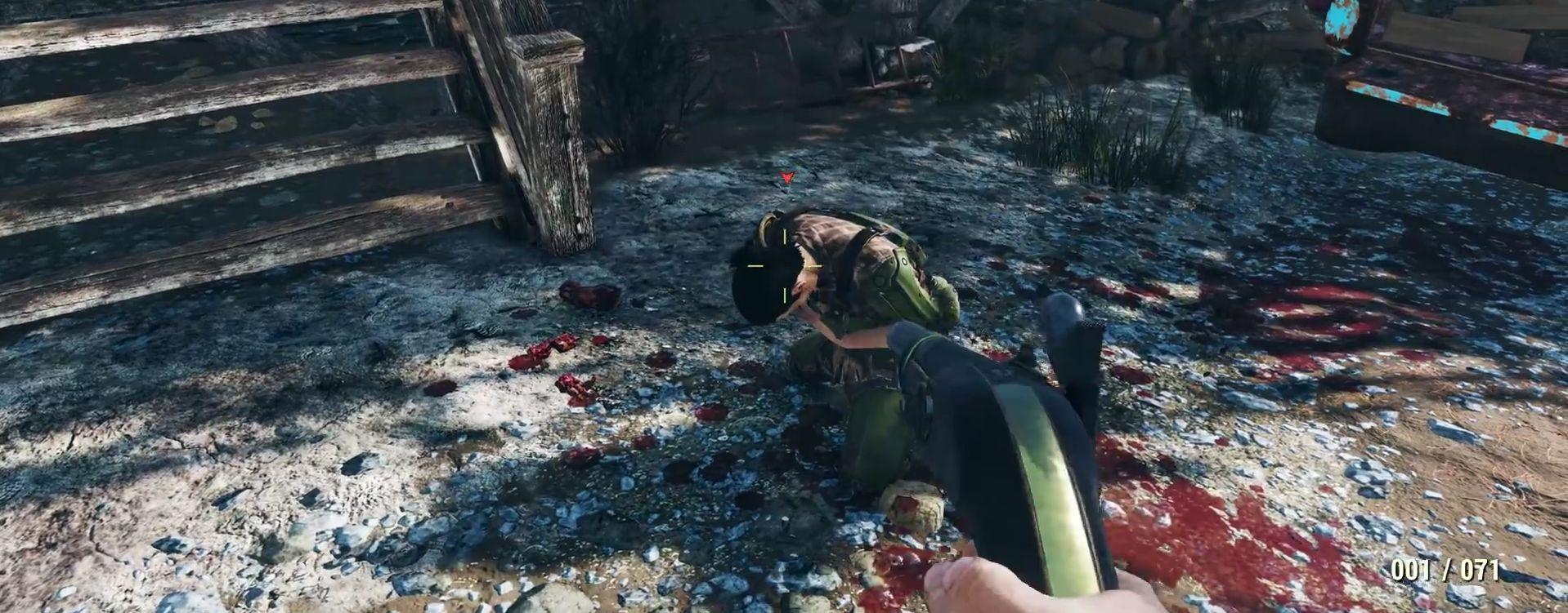 Erstes Gameplay zeigt PvP und Kopfgeld-Jagd in Fallout 76