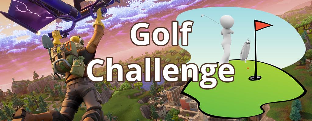 Fortnite: Schlage einen Golfball aufs Grün – Karte zeigt alle Golf-Löcher