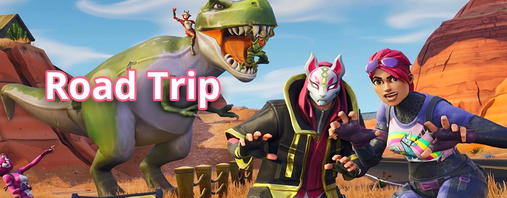 Fortnite: Geheimer Stern aus der Road-Trip-Herausforderung Woche 5