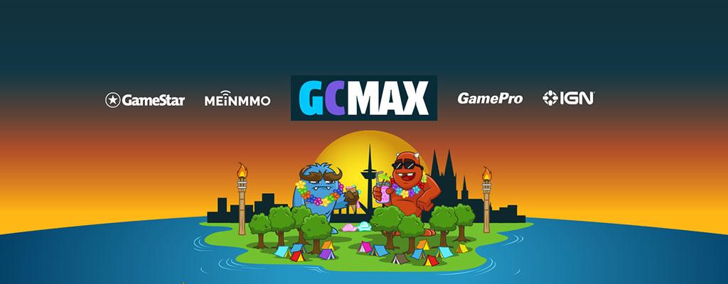 Seht heute den Stream von GCMAX mit Cosplay, Star Wars und Mario Kart