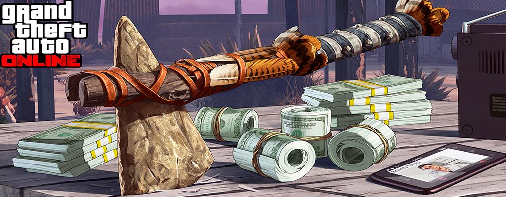 GTA 5 Online: Die 2. Schatzsuche ist gestartet – So findet Ihr das Kriegsbeil