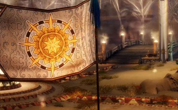 Guild Wars 2 Zufluchtsort der Sonnenspeere