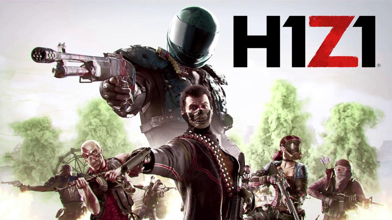 H1Z1 scheitert, fängt mit frischem Geld neu auf PC an: Heißt bald Z1