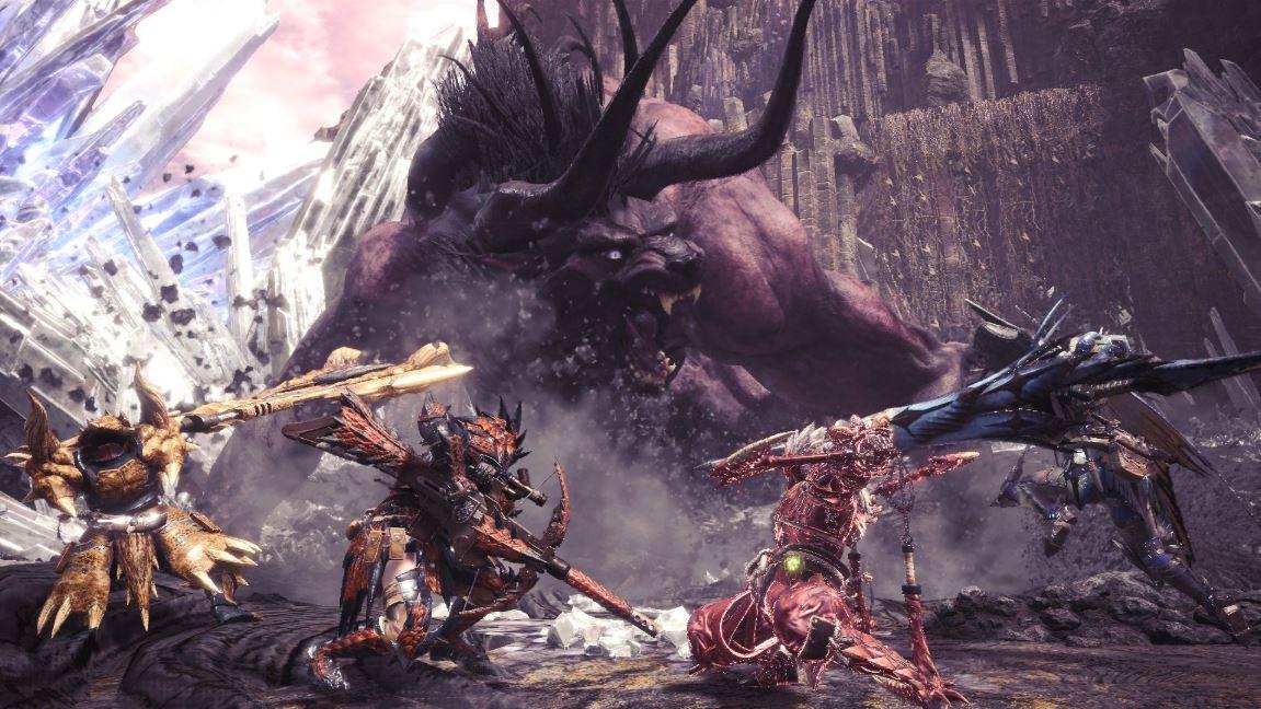 Monster Hunter World: Behemoth besiegen – Schwächen und Tipps zum Kampf