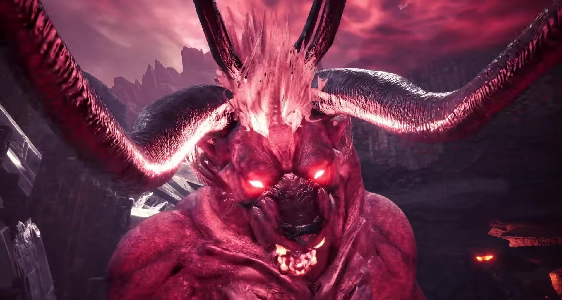 Extrem-Behemoth ist nur noch für kurze Zeit in Monster Hunter World