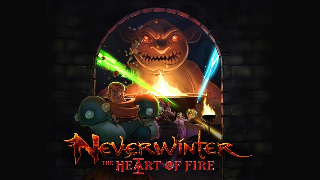 Neverwinter nimmt sich vor: Wir wollen im neuen Addon The Heart of Fire lustig sein