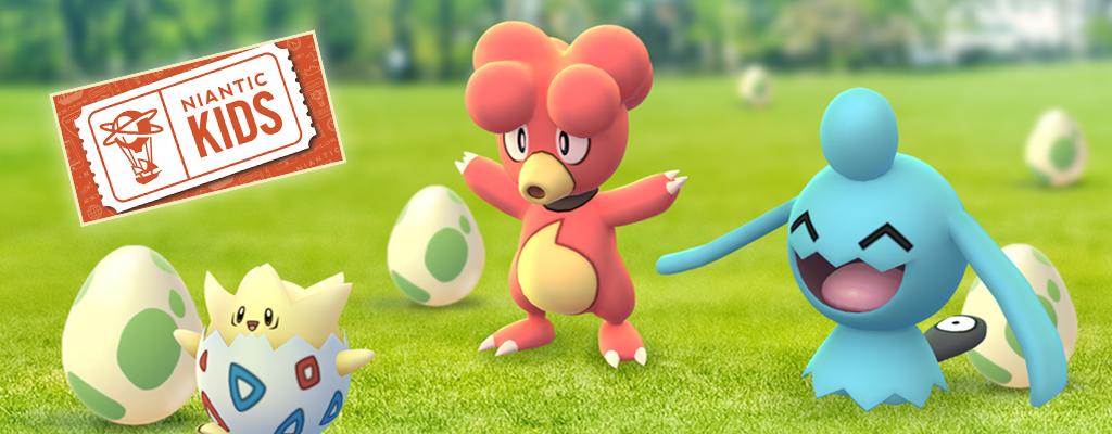Pokémon GO: Eltern bekommen mehr Kontrolle über Kinder-Accounts