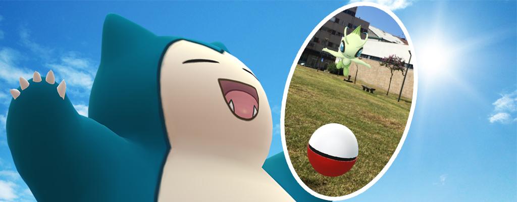 Pokémon GO: Spieler fangen Celebi mit Tricks, alle Spezialquests aufgedeckt