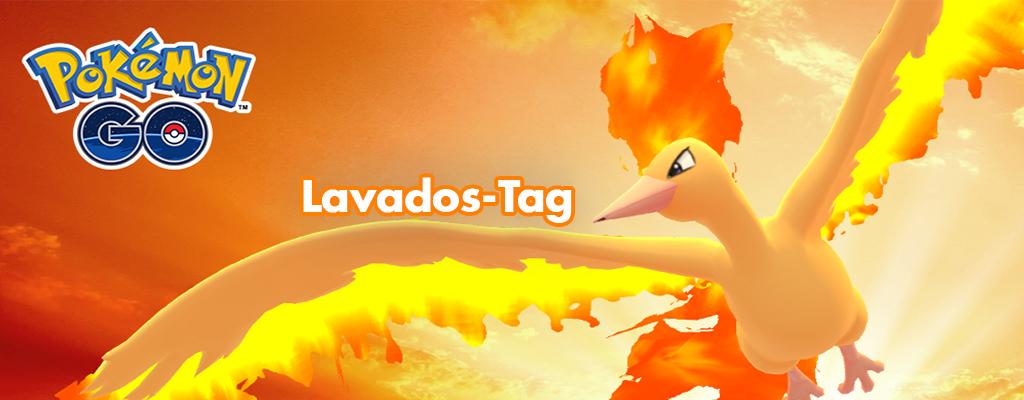 Darum sollten Pokémon-GO-Fans heute auf Lavados-Jagd gehen
