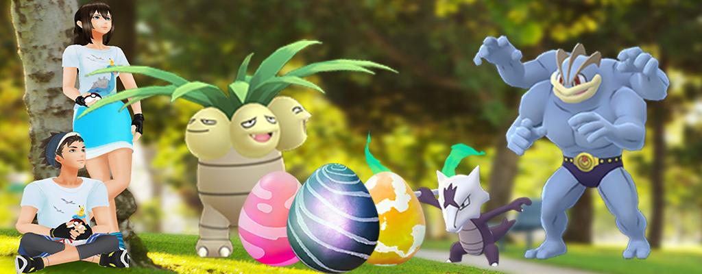 Pokémon GO: Neue Raid-Bosse zum Wasser-Event bringen 12 mögliche Shinys