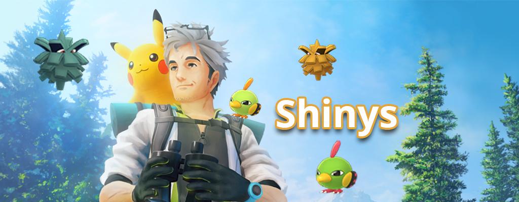 Pokémon GO: Diese neuen Feldforschungen und Shinys findet Ihr jetzt