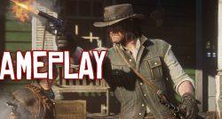 RDR 2 Gameplay Titel 2