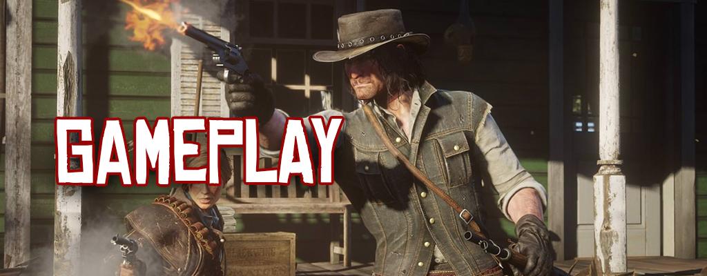 Red Dead Redemption 2: Seht hier den 1. Gameplay-Trailer