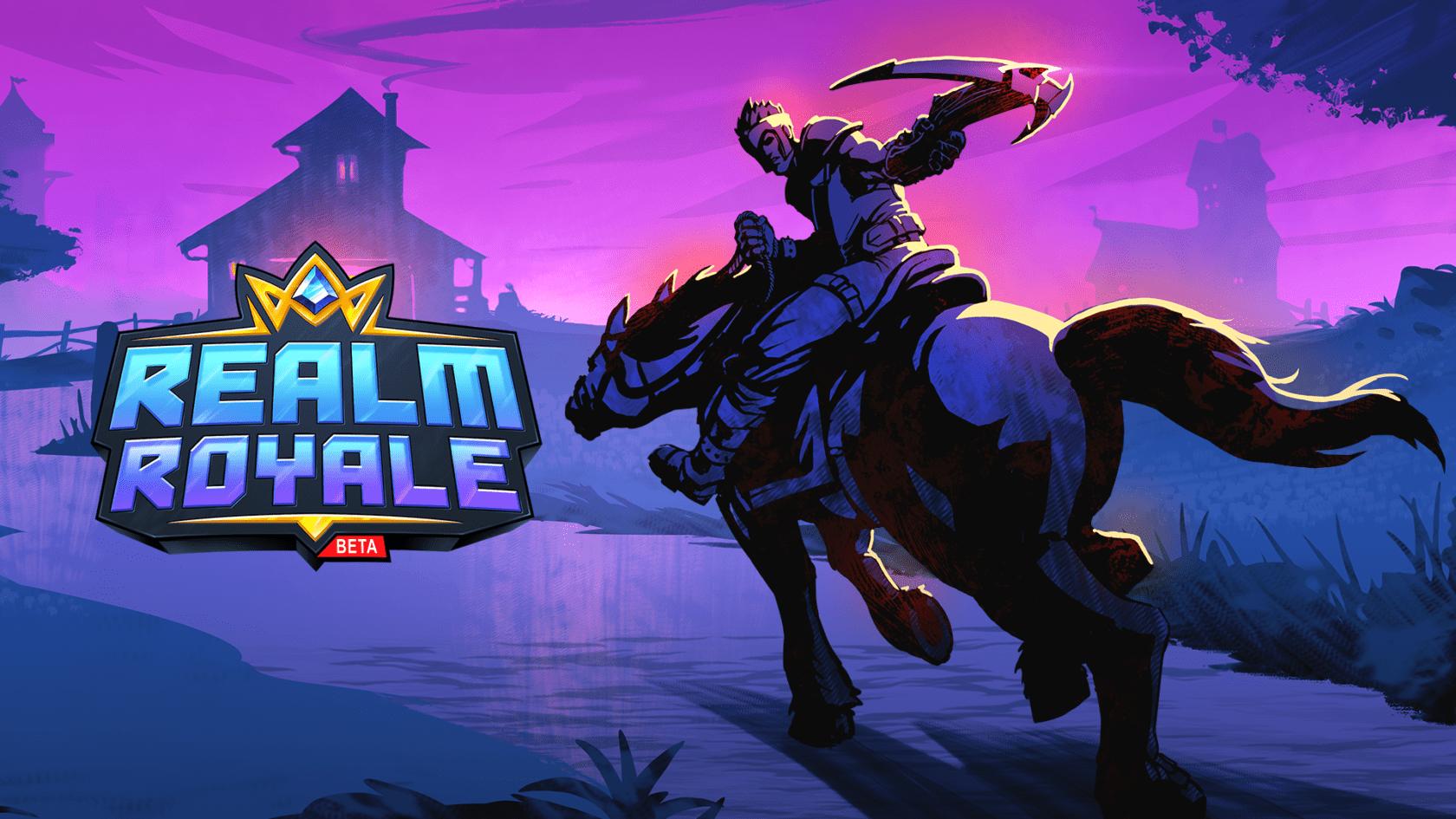Realm Royale verliert nach Steam-Höhenflug nun massiv Spieler