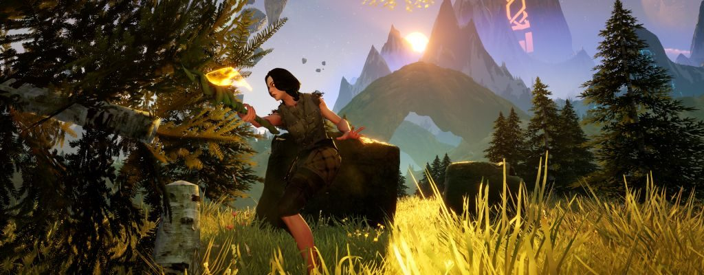 Rend harvesting screenshot titel