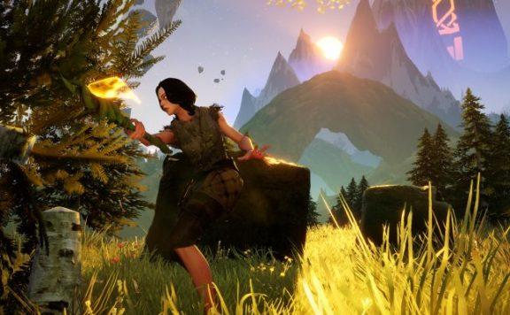 Rend harvesting screenshot titel