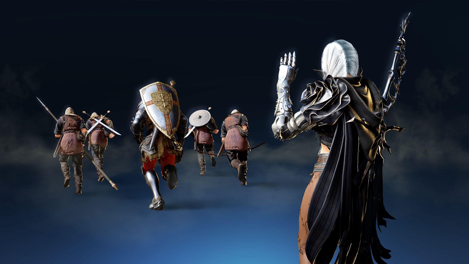 Spieler wollen offline Bots in Black Desert, um die Umwelt zu retten