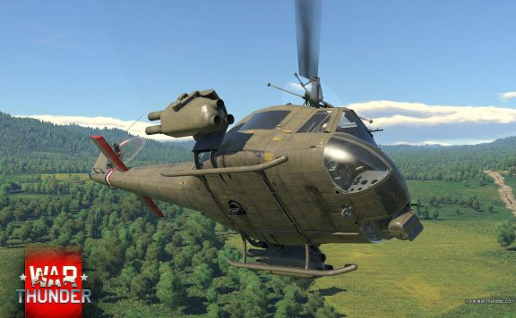 War Thunder Helikopter