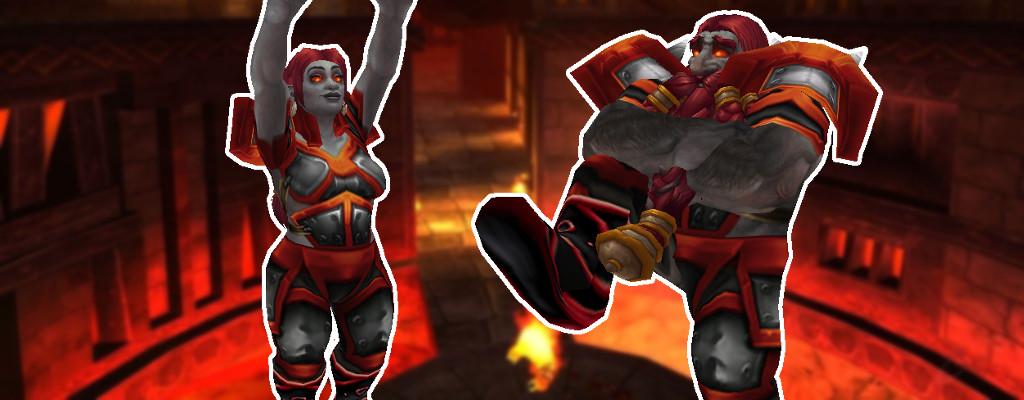 World of Warcraft: So schaltet Ihr jetzt die Dunkeleisenzwerge frei