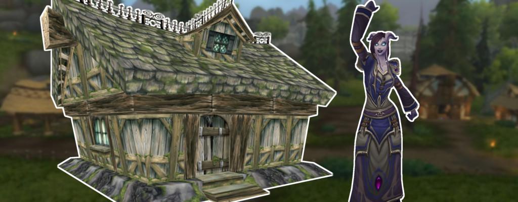 Housing in World of Warcraft? Das sagt Blizzard in 2018 dazu