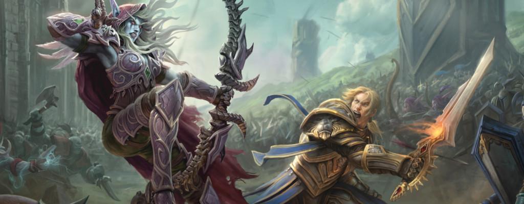 World of Warcraft: Battle for Azeroth ist jetzt live!