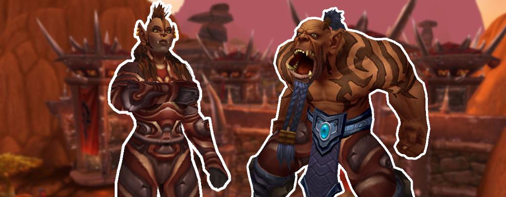 World of Warcraft: So schaltet Ihr jetzt die Mag'har-Orcs frei