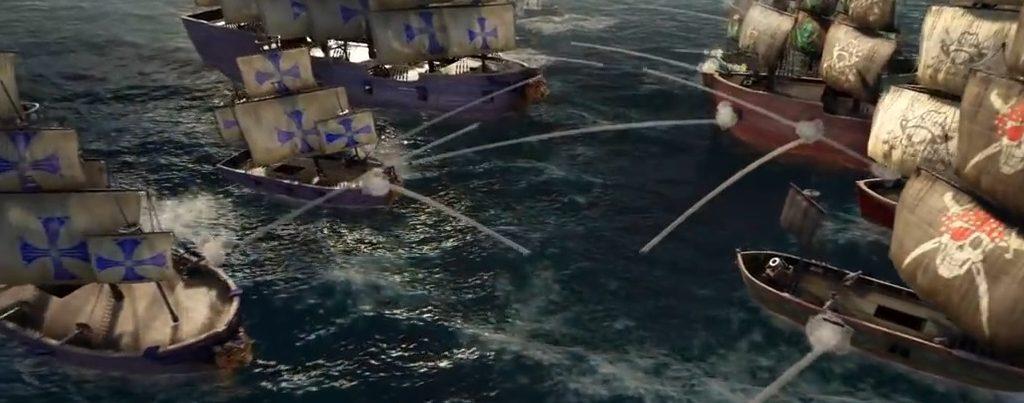Atlas Schiffe PvP