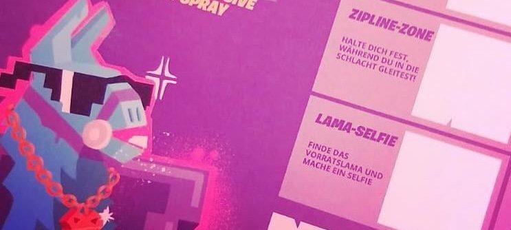 Fortnite: Deutsche verticken ihr Gamescom-Spray wie irre auf eBay